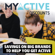 My Active Discounts